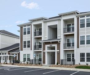 Building, Waterside Apartments
