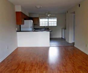 Living Room, Greenbriar Garden Homes