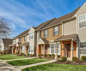 Building, Whispering Wind Townhomes