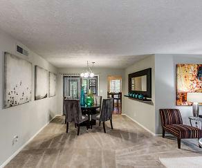 Living Room, Dunwoody Crossing