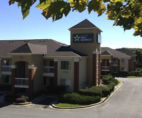 Building, Furnished Studio - Baltimore - BWl Airport - International Dr.
