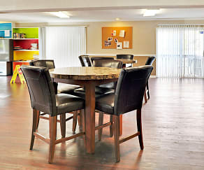 Dining Room, Twin City Apartments
