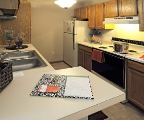 Kitchen, Ravinia