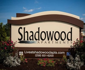 Community Signage, Shadowood Apartments