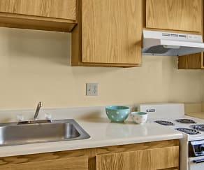 Kitchen, Vista Montana