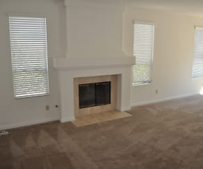 Living Room, 13973 Capewood Ln