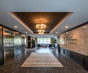 Foyer, Entryway, The Residences @ The Street
