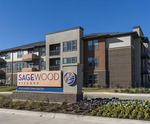 Community Signage, SageWood Village