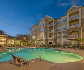 Pool, Sterling TownCenter Apartments