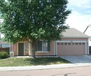 886 Rancher Drive, Fountain, CO