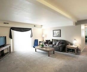 Living Room, Cambridge Crossing