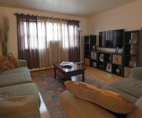 Living Room, Rosehill Gardens