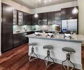 Kitchen, Aura on Mckinney