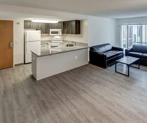 Living Room, Quad on Delaware