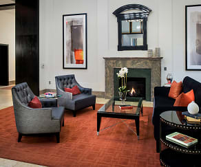 Living Room, The Gramercy