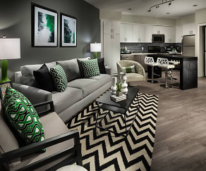 Living Room, Vive on the Park