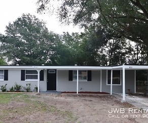 9721 Aberdare Ave W, Sherwood Forest, Jacksonville, FL