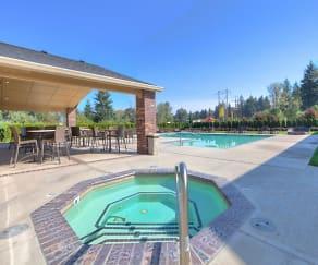Pool, North Glen Villas