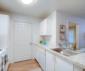 Kitchen, Blairstone Apartment Homes