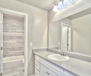 Bathroom, Apex Modern Living