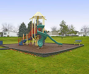 Playground, Sycamore Village