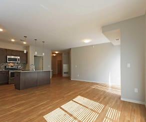 Living Room, Aspen Lofts