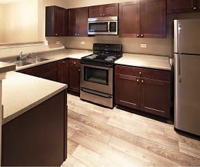Kitchen, Cumberland Ridge