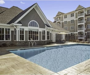 Pool, The Residences at Great Pond