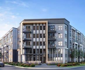Building, Alexan Ridgeline