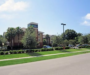 Building, Furnished Studio - Tampa - Airport - Spruce Street