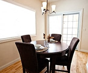 Dining Room, The Residences At Toscana Park