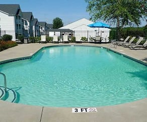 Pool, The Terrace at Butler