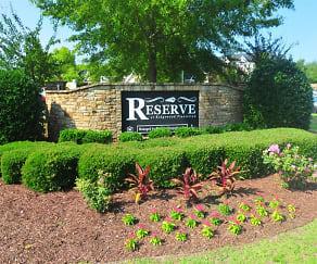 Community Signage, Reserve at Ridgewood Plantation