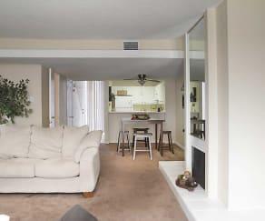 Living Room, Montana Agave