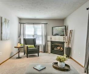 Living Room, Standing Bear Lake