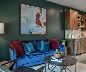 Living Room, Alexan 3 North