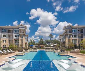 Pool, Creekside Park Residences