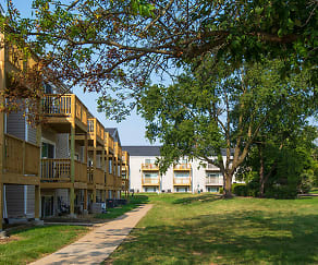 Westpointe Apartments and Townhomes, Grimes, IA