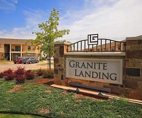 Community Signage, Granite Landing