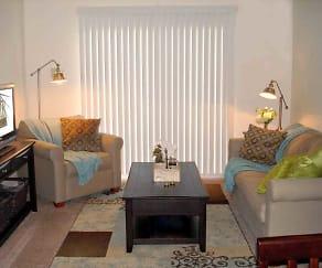 Living Room, Huntley Ridge New Albany