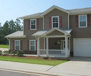 Building, Fort Gordon Housing