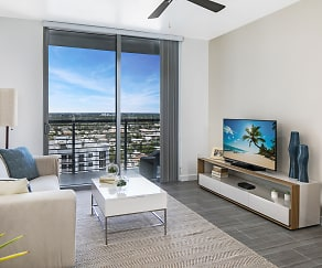 Living Room, NEW CONSTRUCTION ( Luxury Residences )