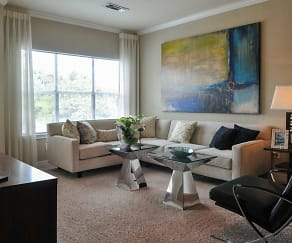 Living Room, Magnolia Vinings Apartment Homes