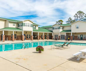 Pool, The Heritage At Fort Bragg