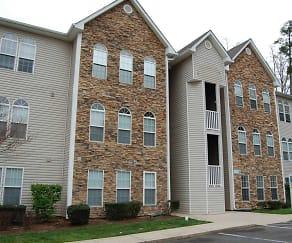 Building, Barrington Place Apartment Homes