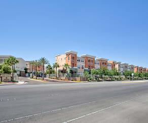 The Croix, Francis Cortney Middle School, Las Vegas, NV