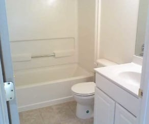 Bathroom, Main Street Commons