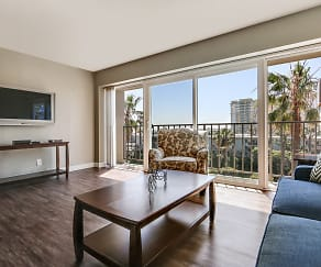 Marina Tower Apartments, Venice, CA