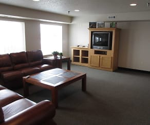 Living Room, Eastview Apartments