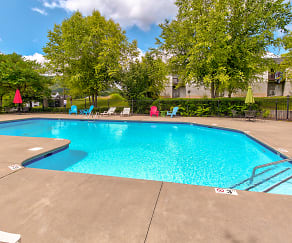 Pool, Plymouth Ridge Apartments